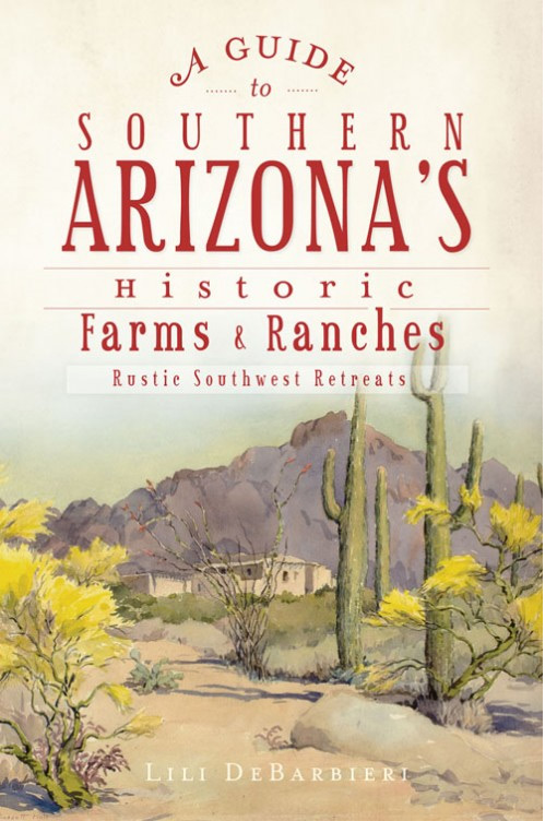 Lucky Nickel Ranch book mention